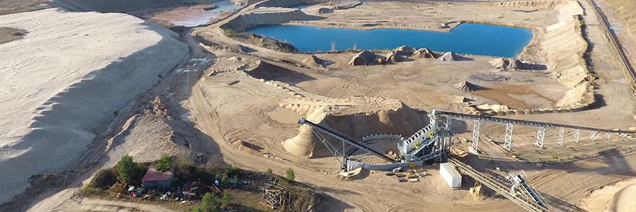 Valet u. Ott GmbH & Co. KG, Sand und Kieswerk Klocksin GmbH & Co. KG03